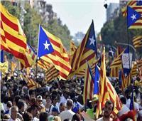 احتجاجات في كتالونيا على محاكمة زعماء انفصاليين