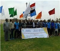 جامعة أسوان والصحة العالمية تنظمان مبادرة «الرياضة من أجل الصحة»