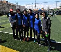 جامعة الإسكندرية تحصد 4 جوائز في أولمبياد الفتاة الجامعية