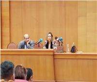 تكريم منة شلبي في مهرجان أسوان لسينما المرأة