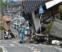 زلزال بقوة 5.7 درجة يضرب مقاطعة «هوكايدو» اليابانية