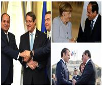 فيديو| الجوار «العربي- الأوروبي».. علاقات تاريخية بين المنطقة العربية وأوروبا