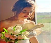 رانيا منصور بفستان الزفاف في «ابن أصول»