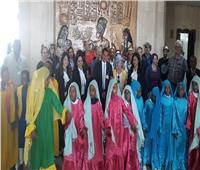 رحلات دولية تصل أبو سمبل للاحتفال بتعامد الشمس على وجه الملك رمسيس