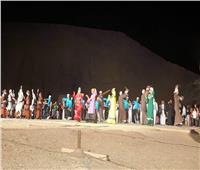 6 وزراء و22 وفدًا إفريقيًا يشاركون بعروض «الصوت والضوء» في أبو سمبل