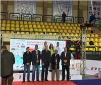 32 ميدالية للاعبي مصر في أول أيام البطولة الدولية للكاديت