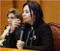 مايا مرسي تشارك في افتتاح منتدى «نوت»