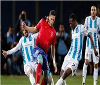 طاقم أوروبي لإدارة مباراة الأهلي وبيراميدز في كأس مصر