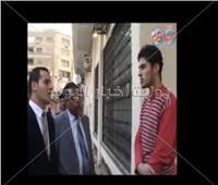 خاص| فيديو من مسرح الجريمة يهدم أكذوبة «تعذيب» قتلة النائب العام