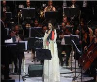 صورة| هكذا شوقت ماجدة الرومي جمهورها المصري