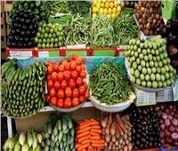 تباين أسعار الخضروات في سوق العبور