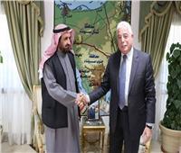 محافظ جنوب سيناء يلتقي رئيس الاتحاد العربي لرياضة سباقات الهجن