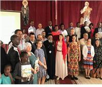 بوروندي تدشن أول كنيسة أرثوذكسية بأفريقيا