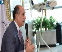 وزير الطيران يتفقد استعدادات مطار شرم الشيخ للمؤتمر العربي - الأوروبي