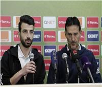«صالح»: عودتنا للبطولة شيء إيجابي وهدفنا إحباط نقاط القوة للفريق الجزائري