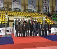 منتخب الأردن لناشئي التايكوندو يحرز لقب بطولة مصر الدولية للكاديت