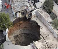 «الثقوب العملاقة».. ظاهرة أرضية غريبة تضرب تركيا