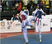 إنطلاق منافسات الكبار ببطولة مصر الدولية للتايكوندو G2