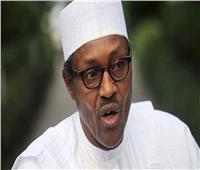 بخاري يدلي بصوته في الانتخابات الرئاسية النيجيرية