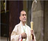 وفد إيطالي من اكليروس ايبارشية ميلانو يزور مصر