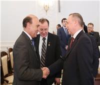 عاجل| مميش: شركات روسية تزور المنطقة الاقتصادية لقناة السويس في مارس