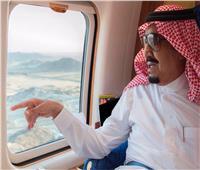 الملك سلمان يغادر السعودية قادمًا إلى مصر للمشاركة بالقمة «العربية- الأوروبية»