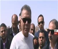 فيديو| وزير النقل: مصر مقبلة على «رقمنة السكة الحديد»