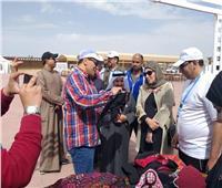 صور| انطلاق مهرجان «خيرات بلادي» ضمن احتفالات الجالية المصرية في الكويت