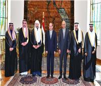 الإعلام والتنمية.. صالون ثقافي يجسد رؤى مصر والسعودية 2030
