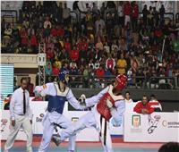عبدالرحمن وائل يحصد برونزية في بطولة مصر الدولية للتايكوندو