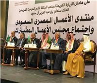 الغرف التجارية السعودية: نقيم شراكة مع مصر لاستهداف الأسواق الإفريقية