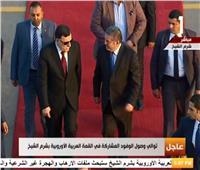 فايز السراج يصل شرم الشيخ للمشاركة بالقمة العربية الأوروبية