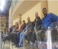رئيس اتحاد التايكوندو يشكر «أبوزيد» لدعم بطولة مصر الدولية