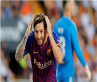 ميسي يقود برشلونة لتحقيق الفوز على إشبيلية في الدوري الإسباني