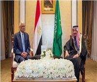 الملك سلمان يستقبل «عبد العال» في شرم الشيخ