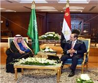 تفاصيل القمة «المصرية- السعودية» بين السيسي وسلمان في شرم الشيخ