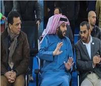 تركي آل الشيخ يعود للاستحواذ على حصته في بيراميدز