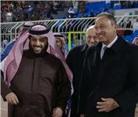 بالصورة ..تركي ال الشيخ يوجه رسالة نارية للخطيب ومجلسه