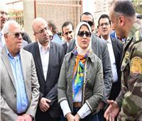 وزيرة الصحة: بورسعيد جاهزة لتطبيق التأمين الصحي الجديد 30 يونيو المقبل