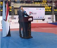 أشرف صبحي: هدفنا تنظيم البطولات الكبرى بجميع محافظات الجمهورية