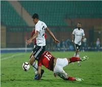 إصابة لاعب بشرخ في الجمجمة خلال مباراة الأهلي والجونة