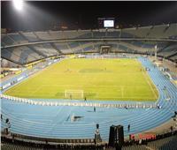 علي درويش: ستاد القاهرة سيستقبل 100 ألف مشجع بعد التوسعات