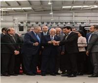 وزيرا الرياضة والإنتاج الحربي يفتتحان مصنع للنجيل الصناعي بالهايكستب