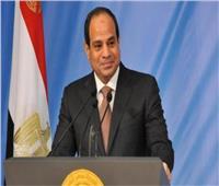 السيسي يهنئ أمير الكويت بمناسبة الاحتفال بالعيد القومي