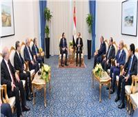 السيسي يجدد موقف مصر الداعي للنأي بلبنان عن النزاعات الإقليمية