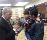 فيديو| تعليق قوي من والد الطفل «ضحية الكلاب» بعد لقاء وزير العدل