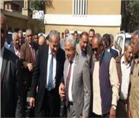 وزير التموين ومحافظ أسوان يفتتحان مشروعات تموينية بكوم أمبو