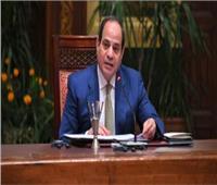 الرئيس السيسي يجري مباحثات مع نظيره الألباني بقصر الاتحادية
