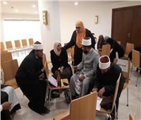 «البحوث الإسلامية» يبدأ فعاليات ورش التعامل مع المشكلات الأسرية