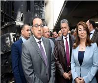 وزير النقل يجتمع برئيس «السكة الحديد» لبحث أسباب حريق محطة مصر